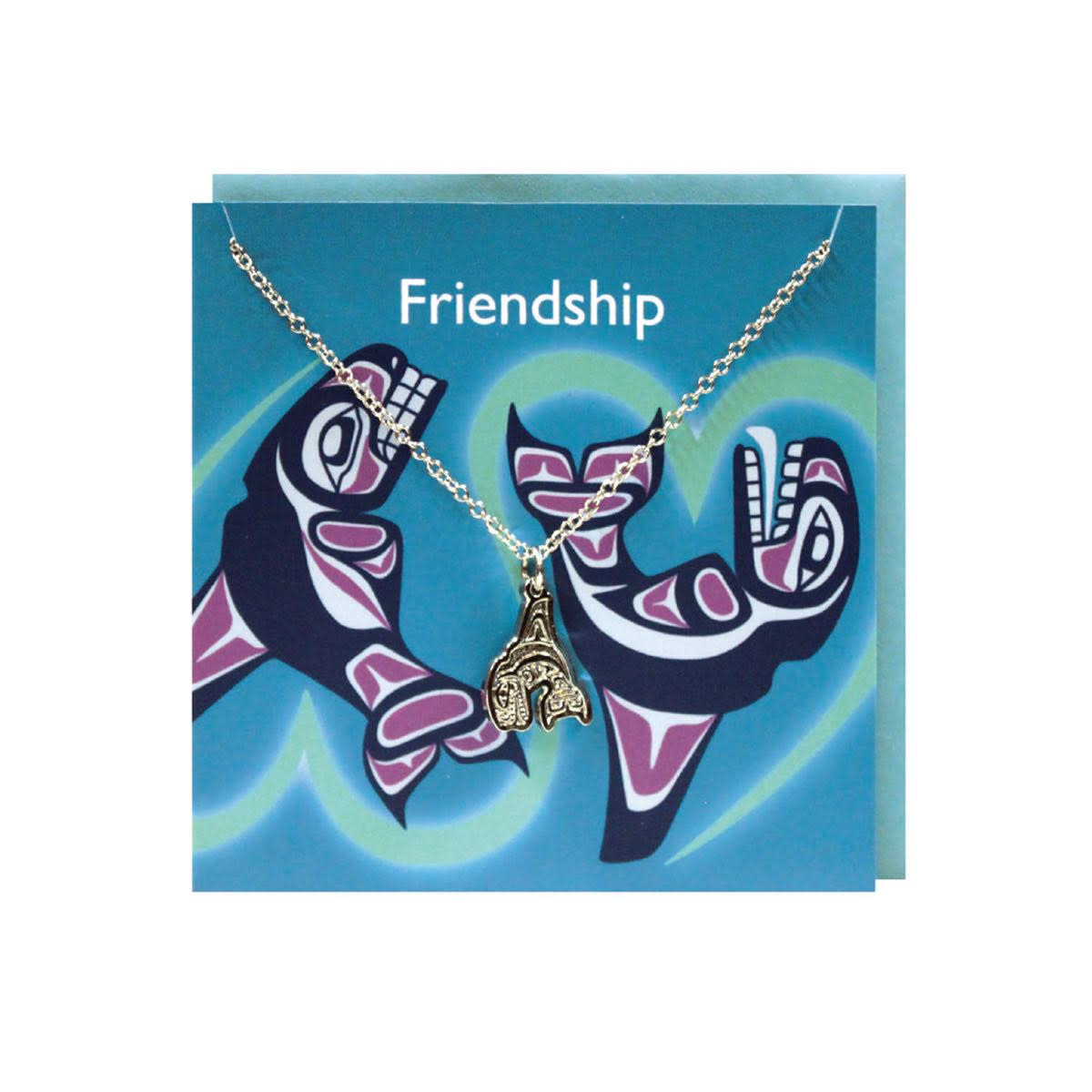 Pewter Charm Greeting Card-6
