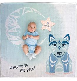 Baby Blanket and Milestone Sets