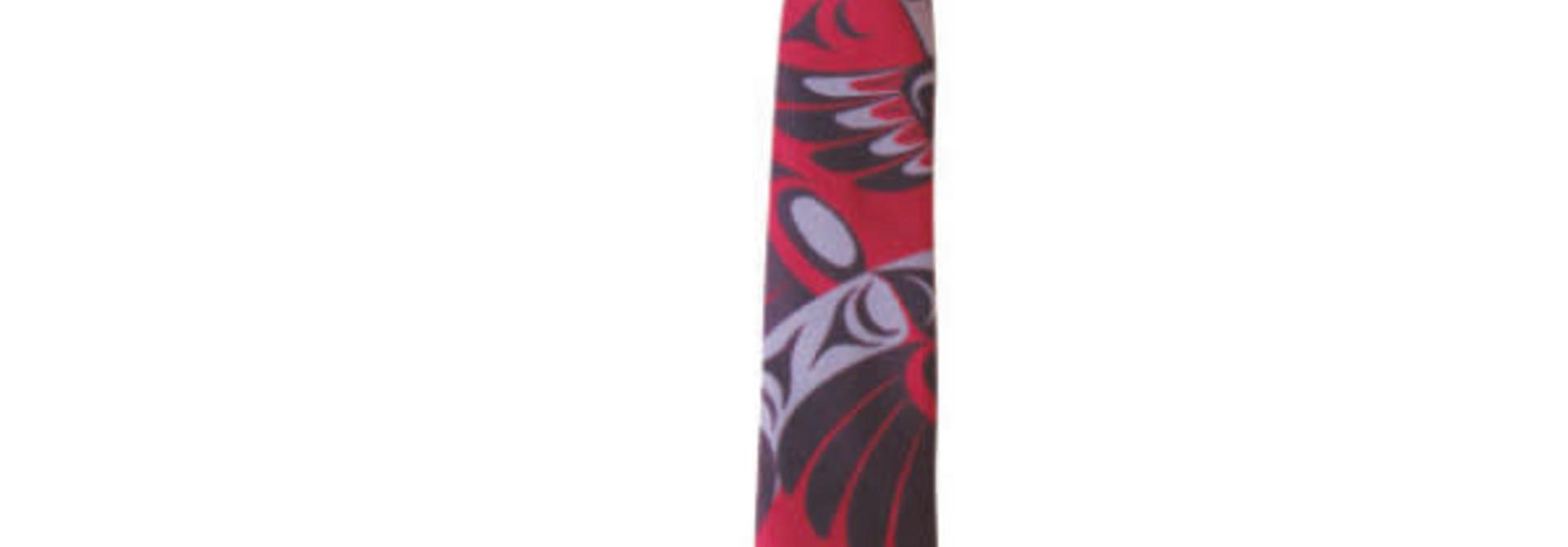Mens Tie-Silk woven Tie-Connected-Maynard Johnny JR