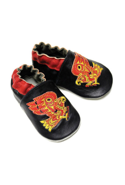 Baby Shoes-Thunderbird Doug LaFortune