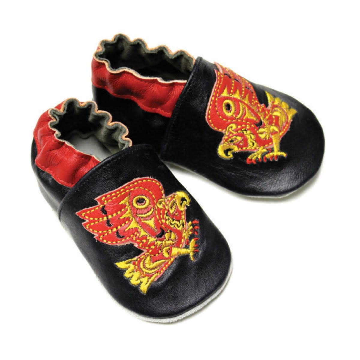 Baby Shoes-Thunderbird Doug LaFortune-1