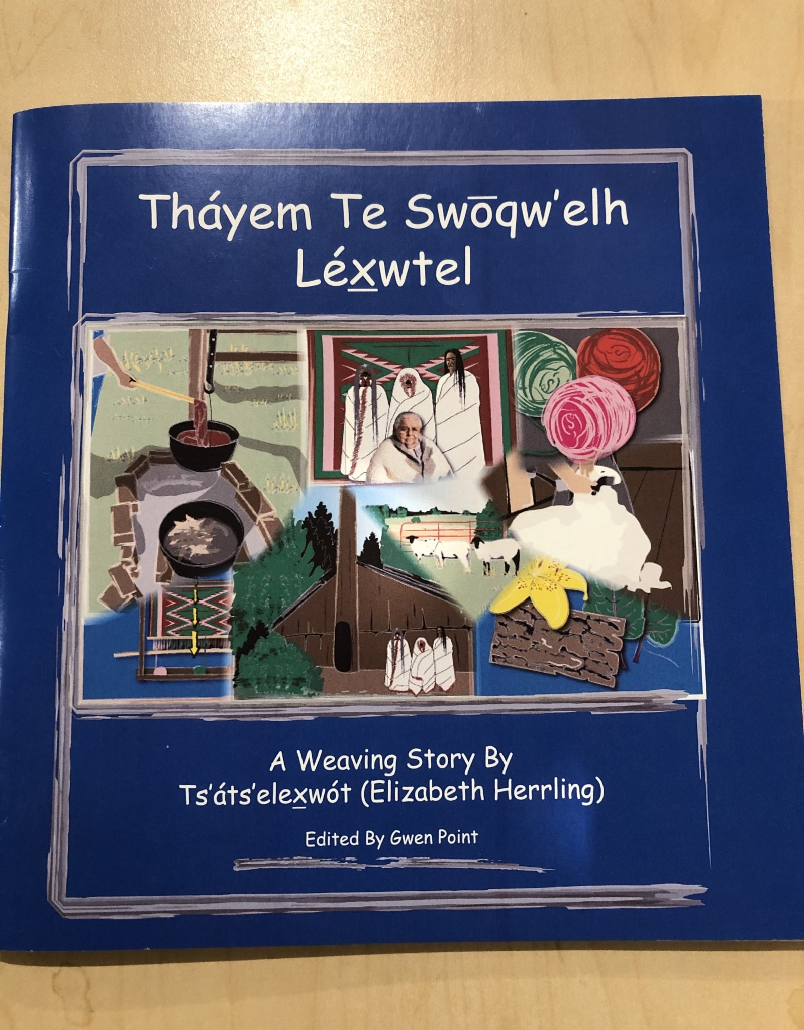 Book- A Weaving Story