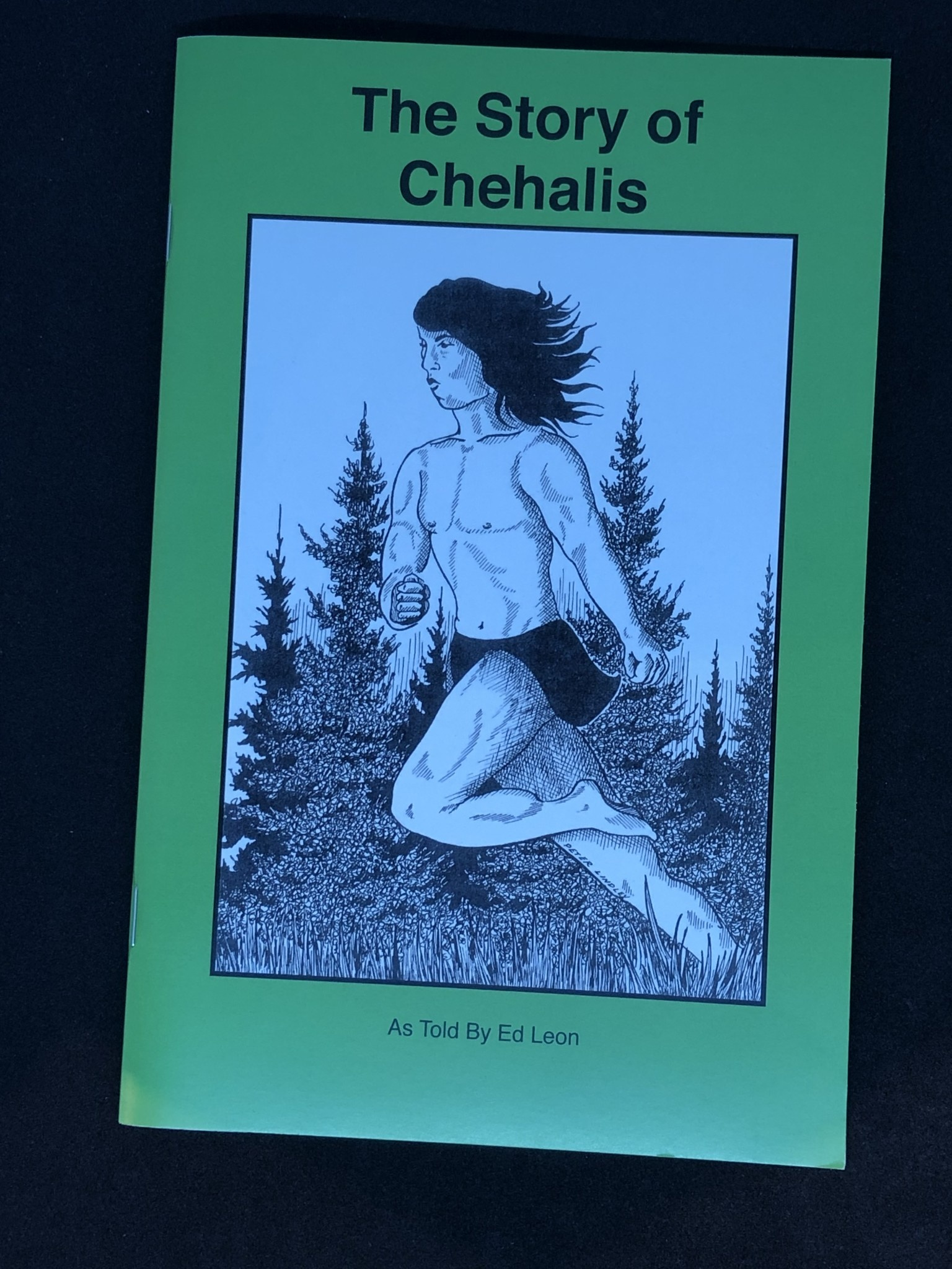 Book-The story of Chehalis-1