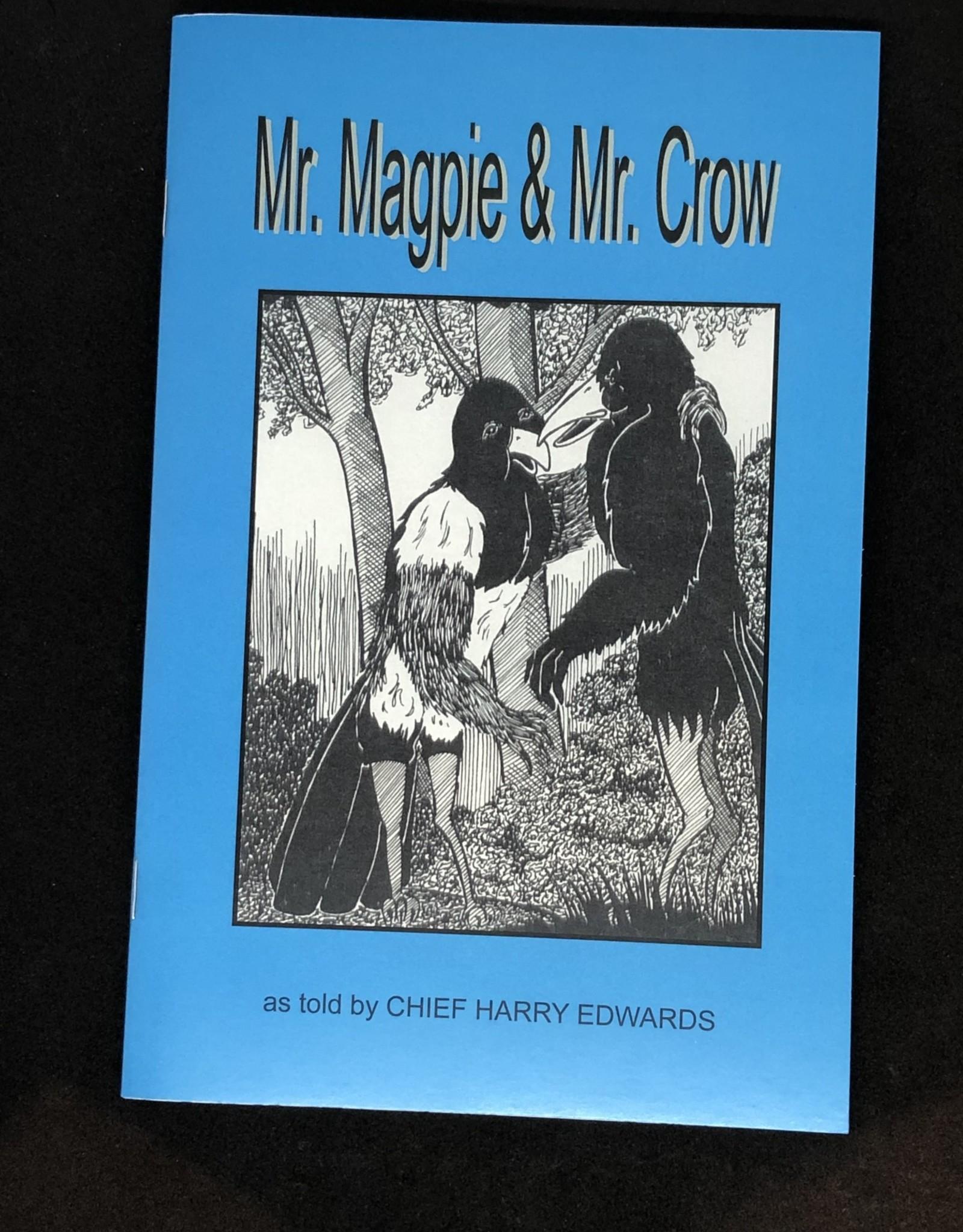 Book-Mr. Magpie & Mr. Crow