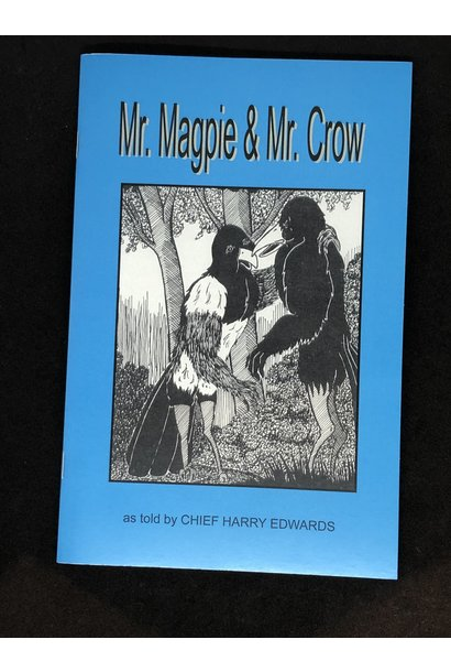 Book-Mr. Magpie & Mr. Crow