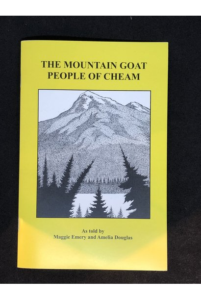Book-The Moutain Goat People of Cheam