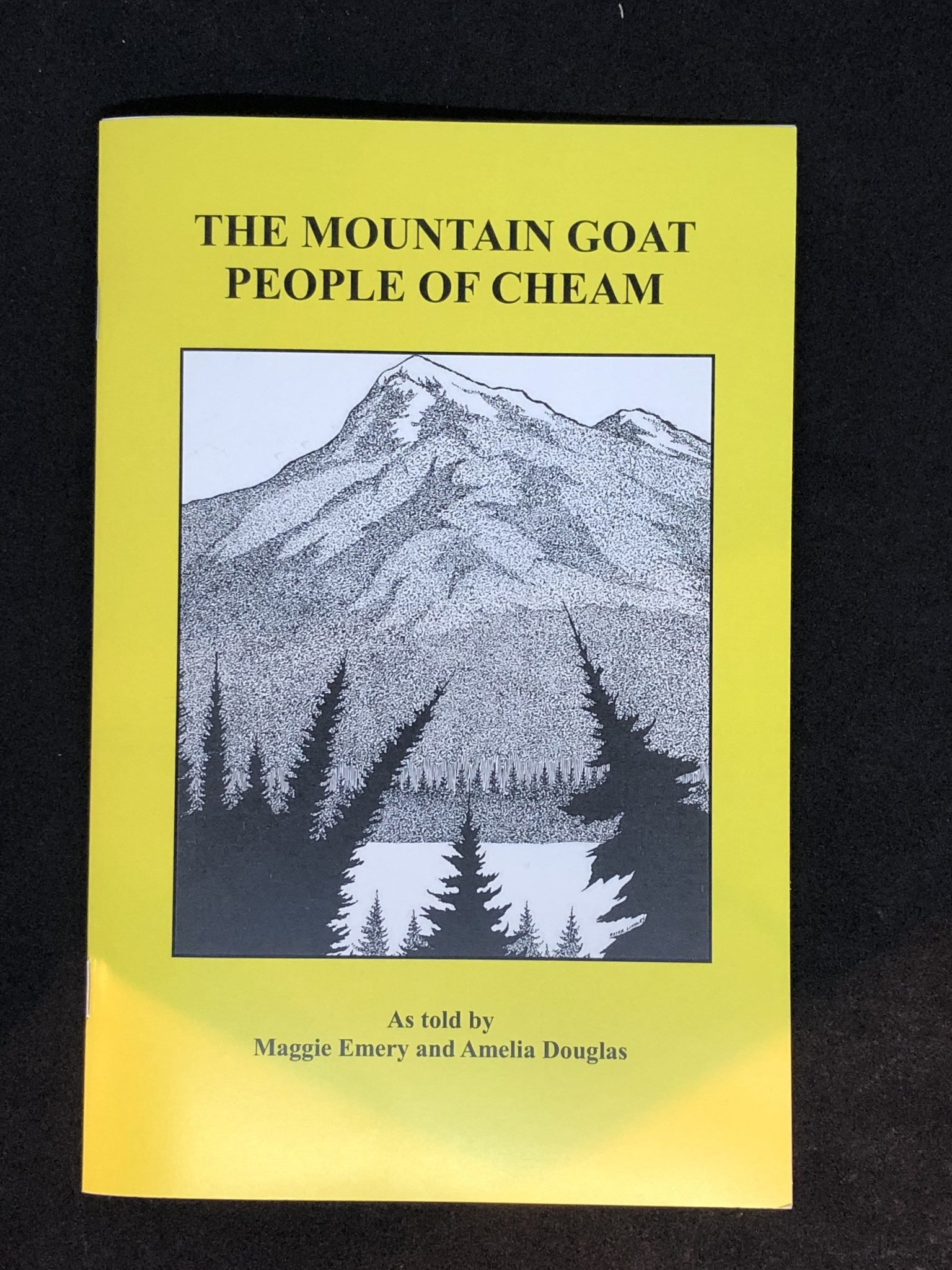 Book-The Moutain Goat People of Cheam-1