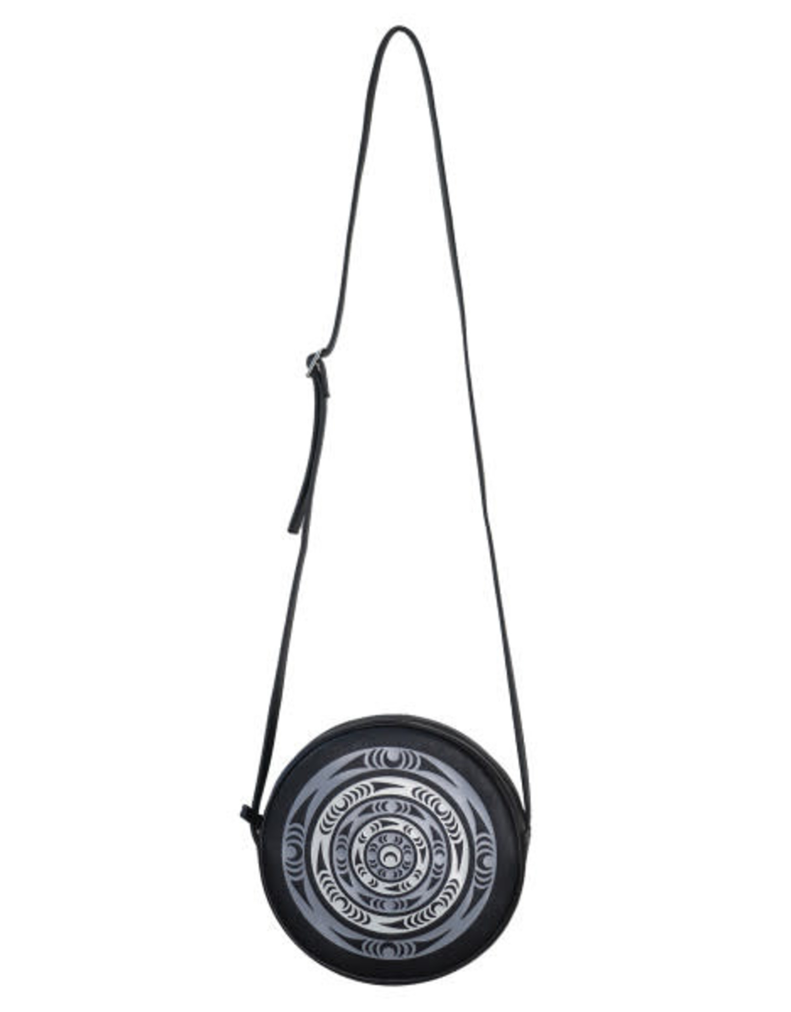 Circle Cross Body Bag- Life by LessLIE