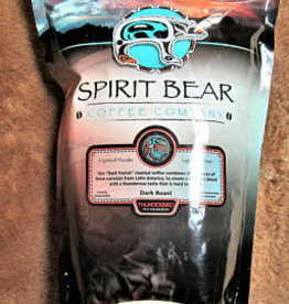 Spirit Bear-Thunderbird Dark Roast Beans-454g