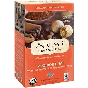 Numi Organic Tea-Rooibos Chai 18 ct-1
