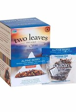 Two Leaves and a bud-Alpine Berry tea sachets 15ct