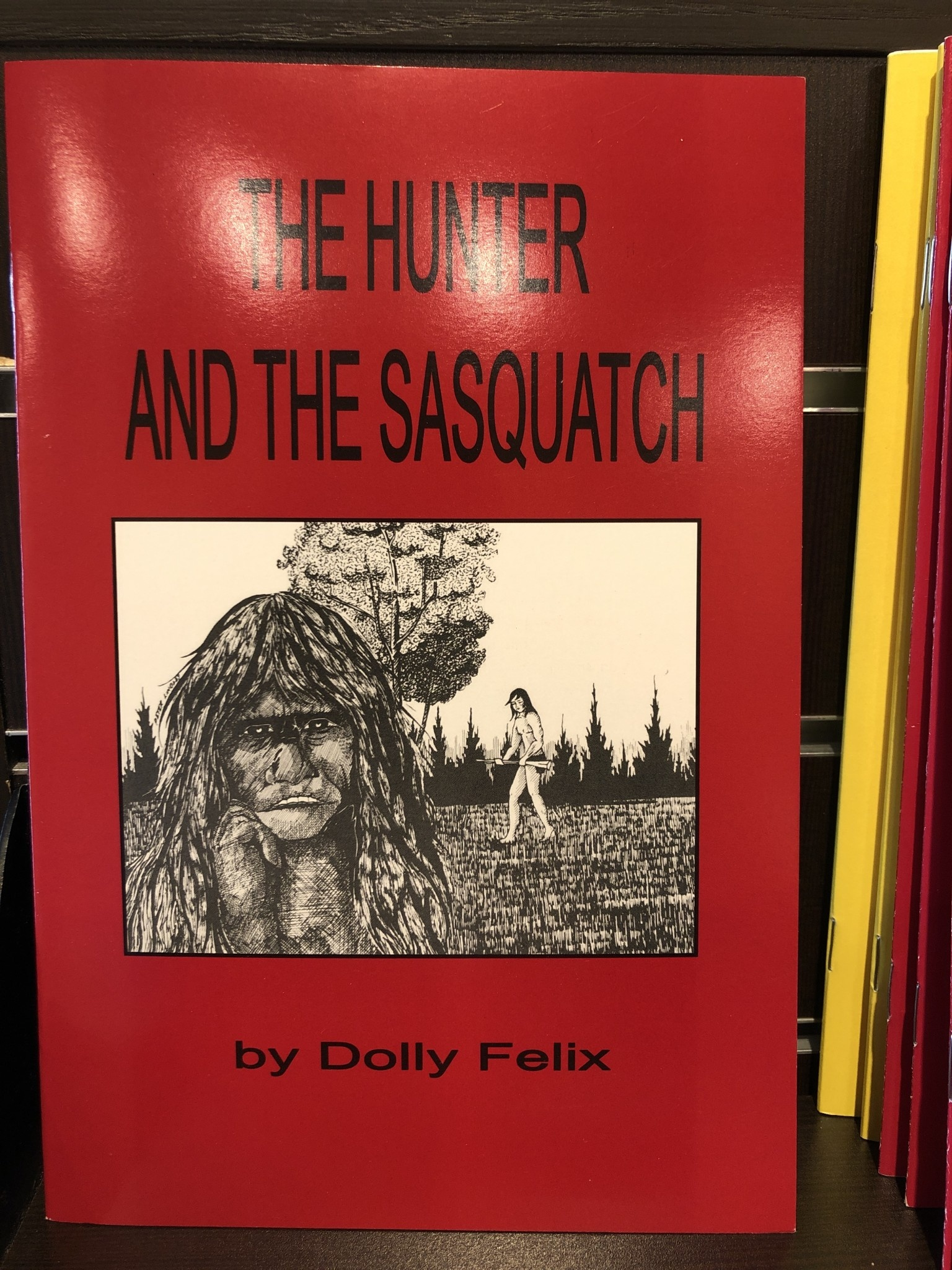 The Hunter and The Sasquatch-1