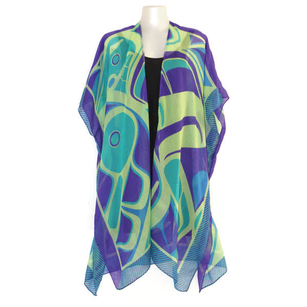 Sheer Fashion Wrap-2