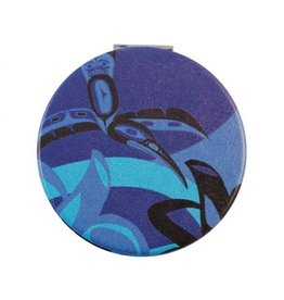 Compact Mirror - Andrew Williams Hummingbird