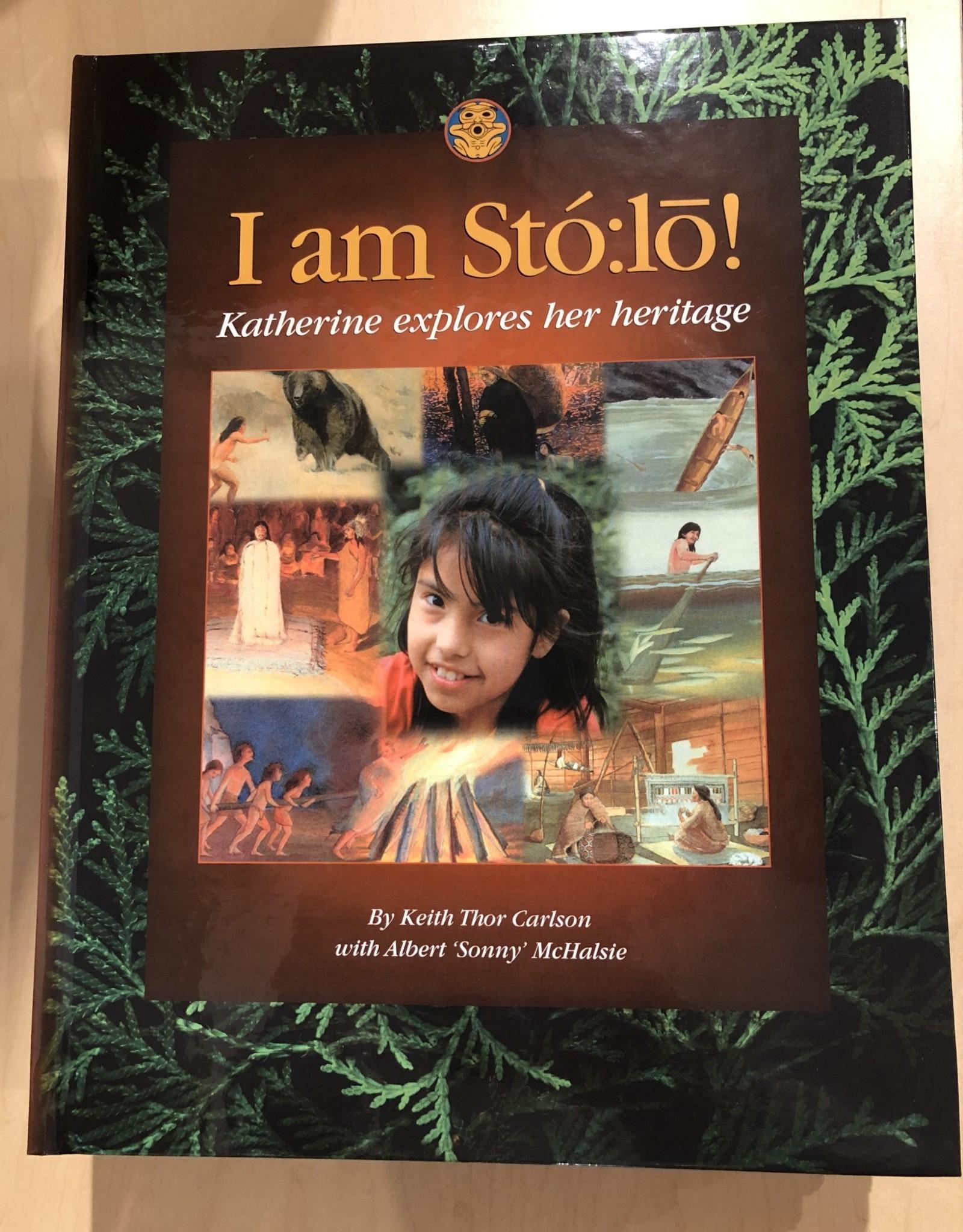 Book- I am Sto:lo