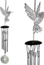 Wind Chime- Hummingbird Silver