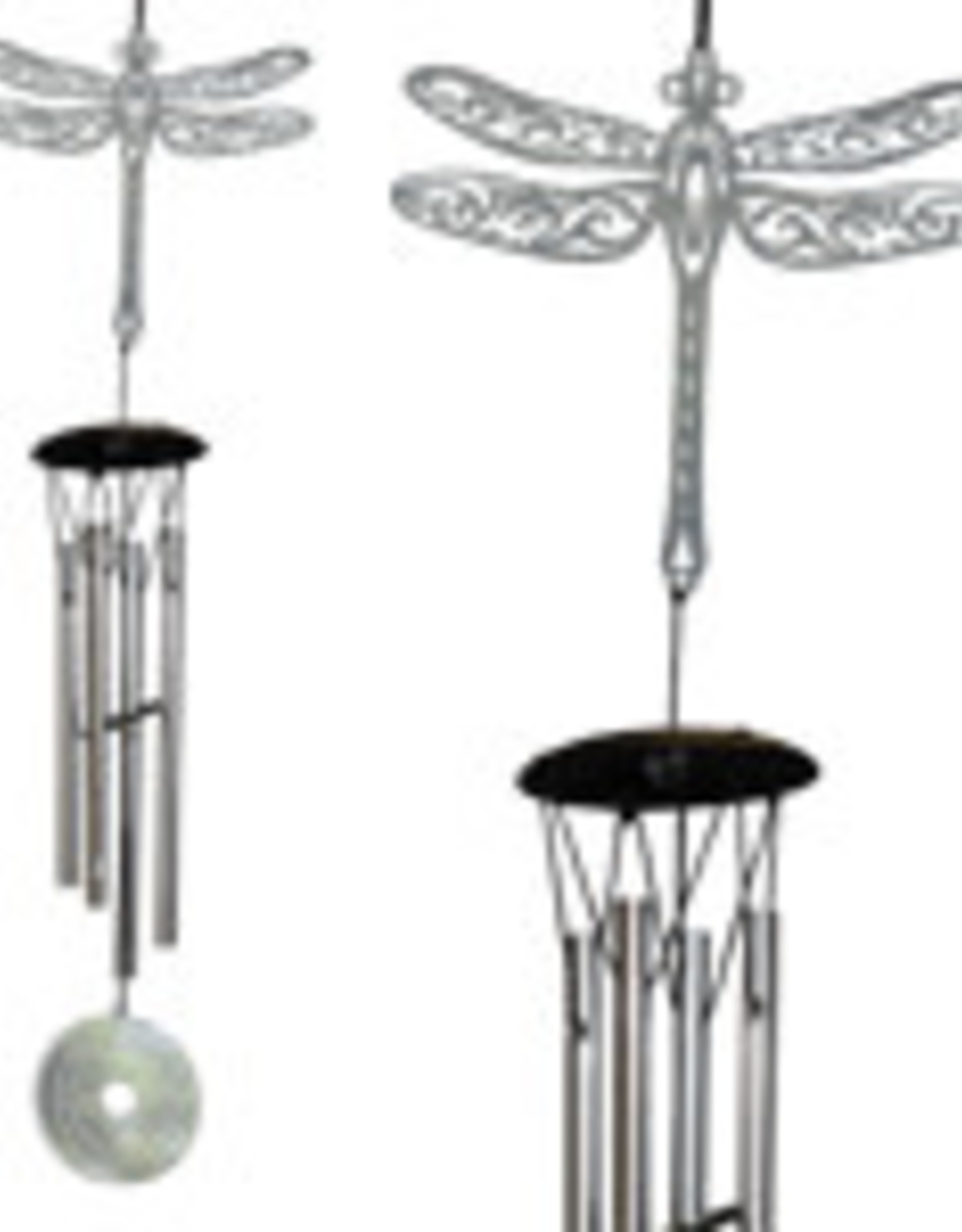 Wind Chime - Dragonfly- silver