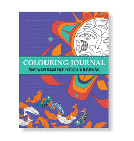 Colouring Book - Northwest Coast First Nations & Native Art
