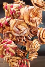 Cedar Roses by C. Chapman