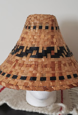 Traditional Cedar Hat - By C. Chapman