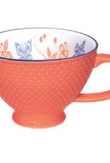 Porcelain Art Mug