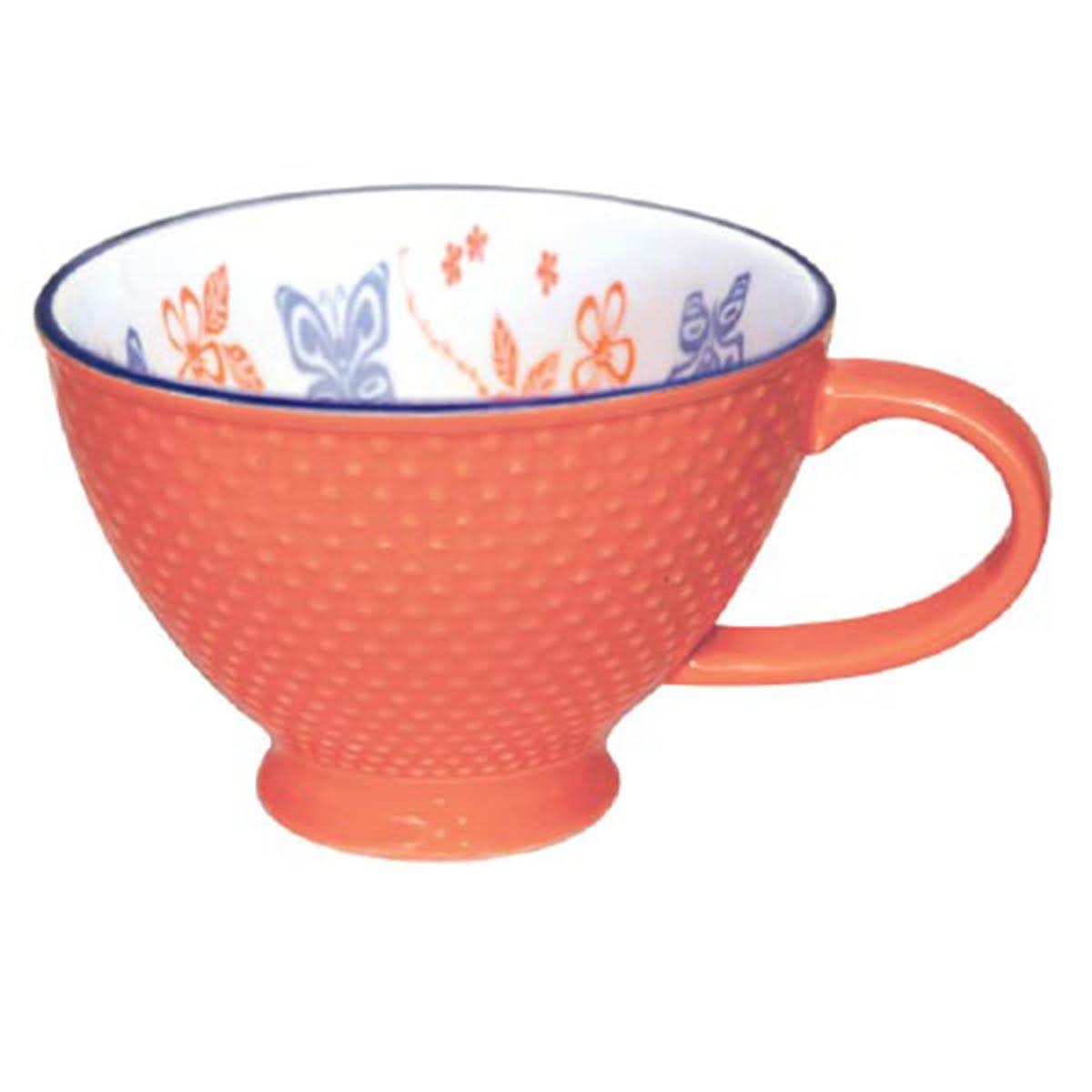 Porcelain Art Mug-1