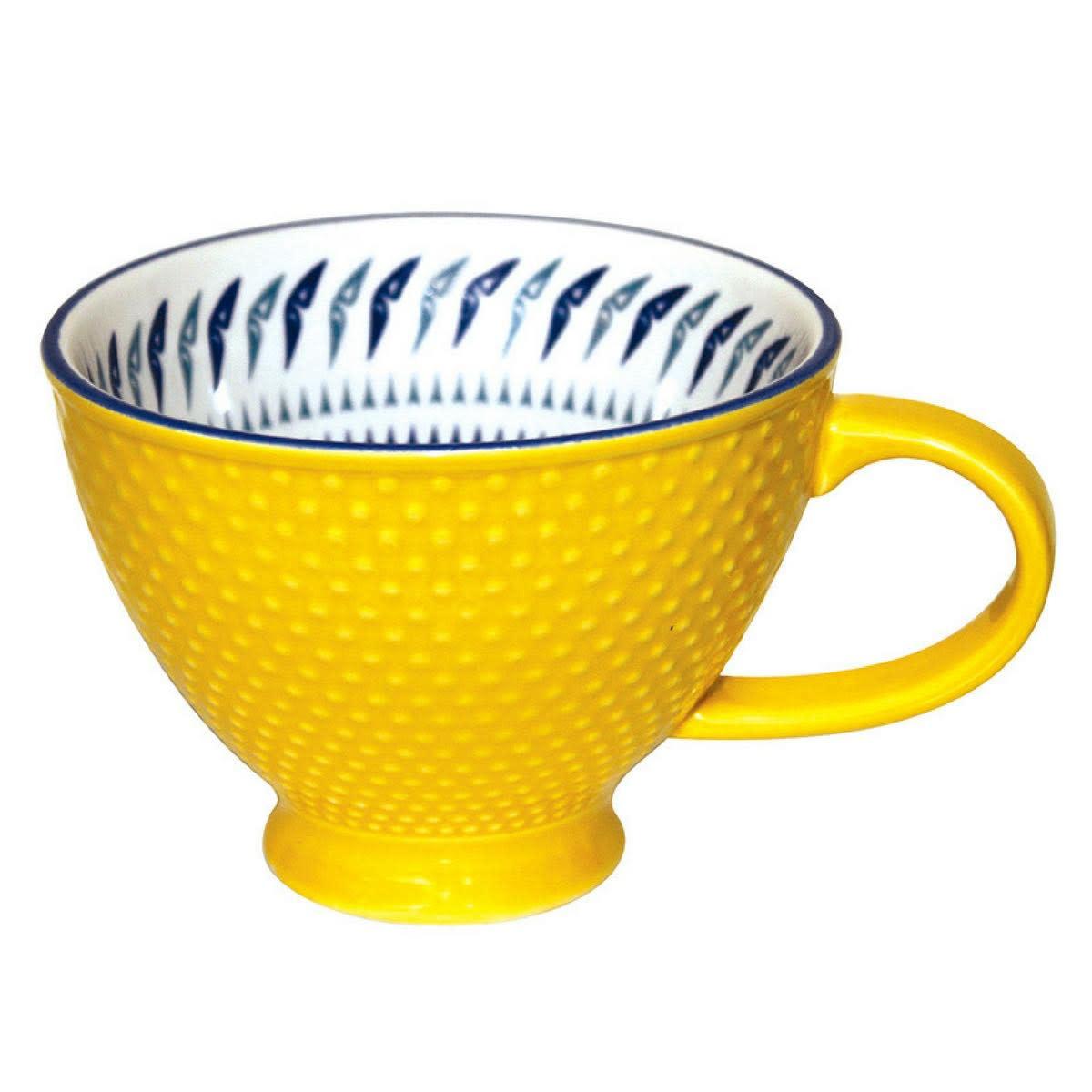 Porcelain Art Mug-2