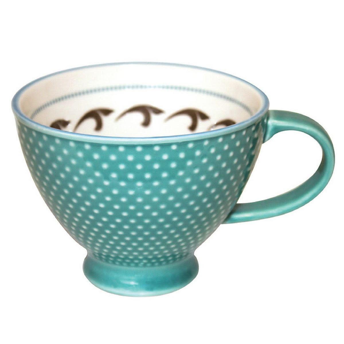 Porcelain Art Mug-3