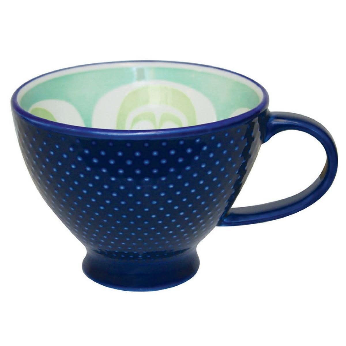 Porcelain Art Mug-4