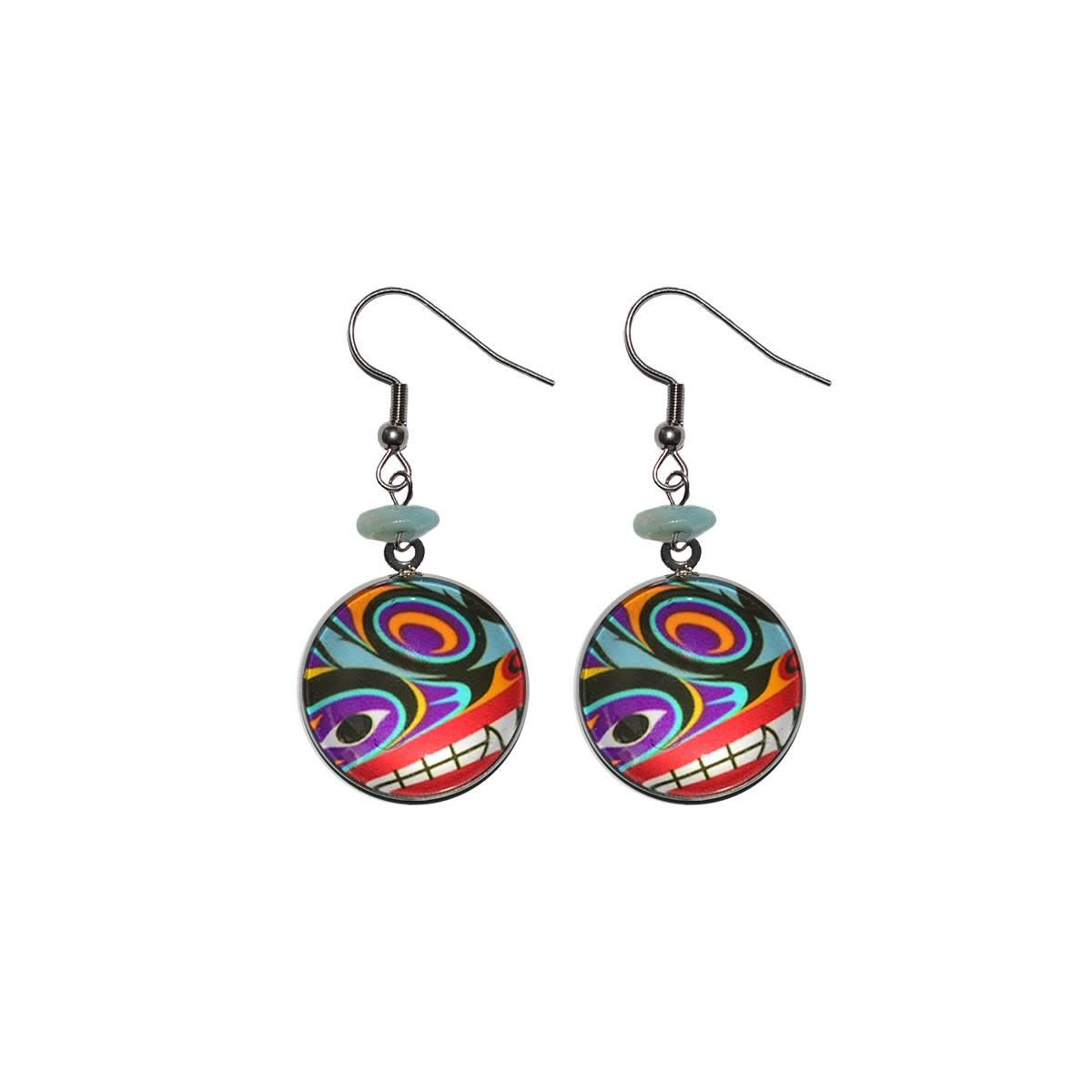 Charm Earrings-2