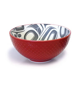 Porcelain Art Bowl - Medium