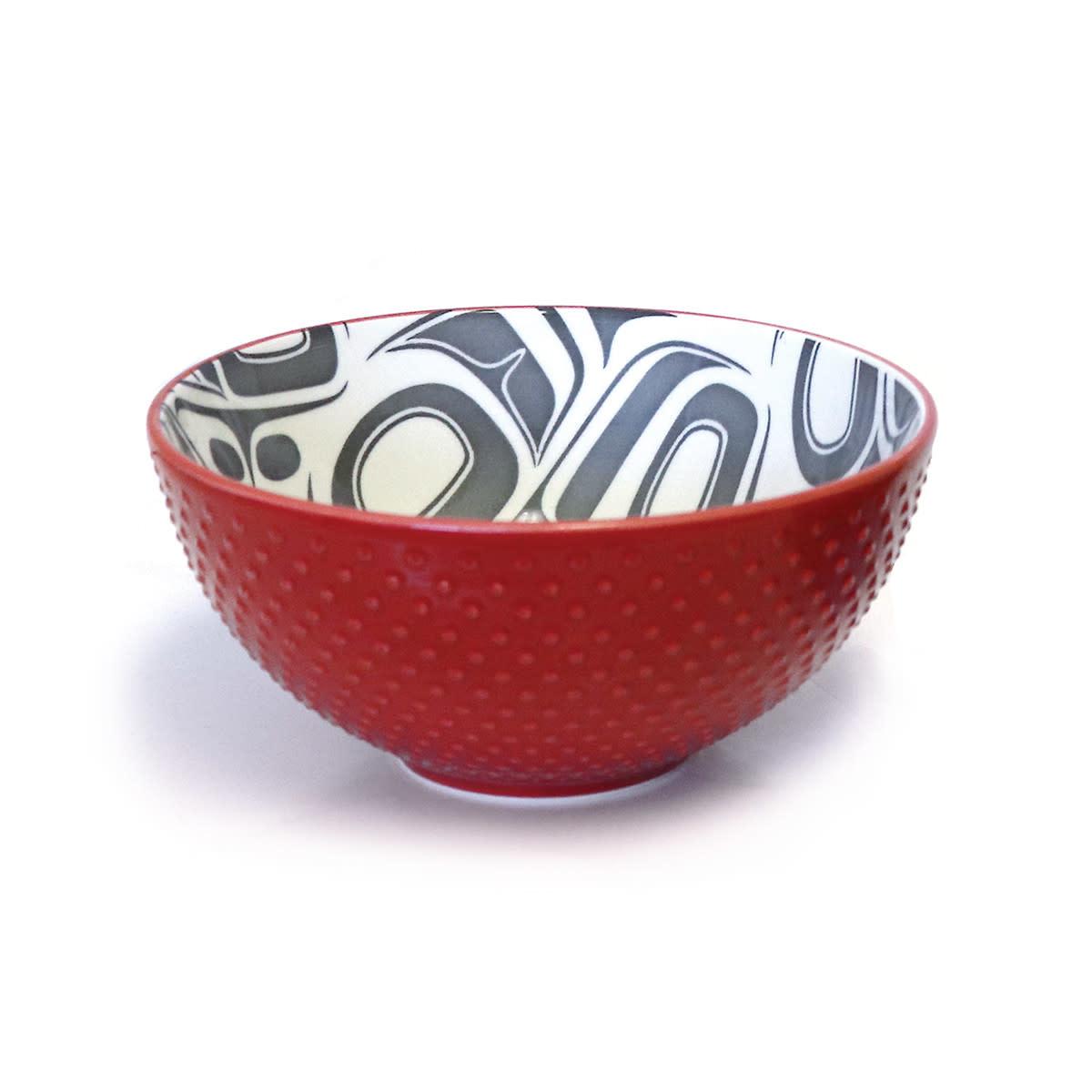Porcelain Art Bowl - Medium-1