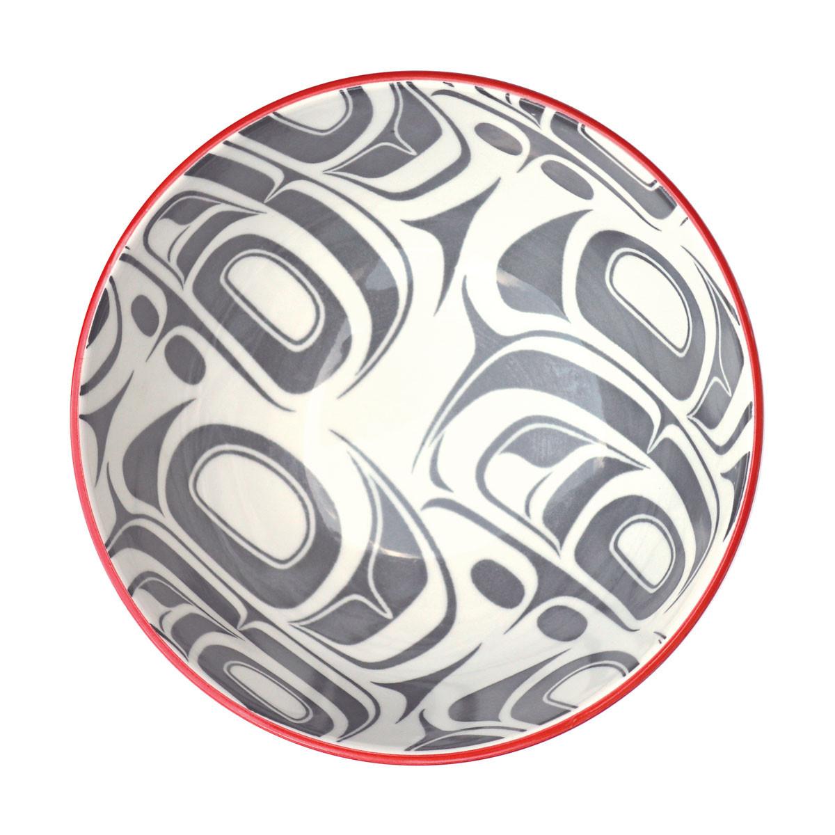 Porcelain Art Bowl - Medium-2