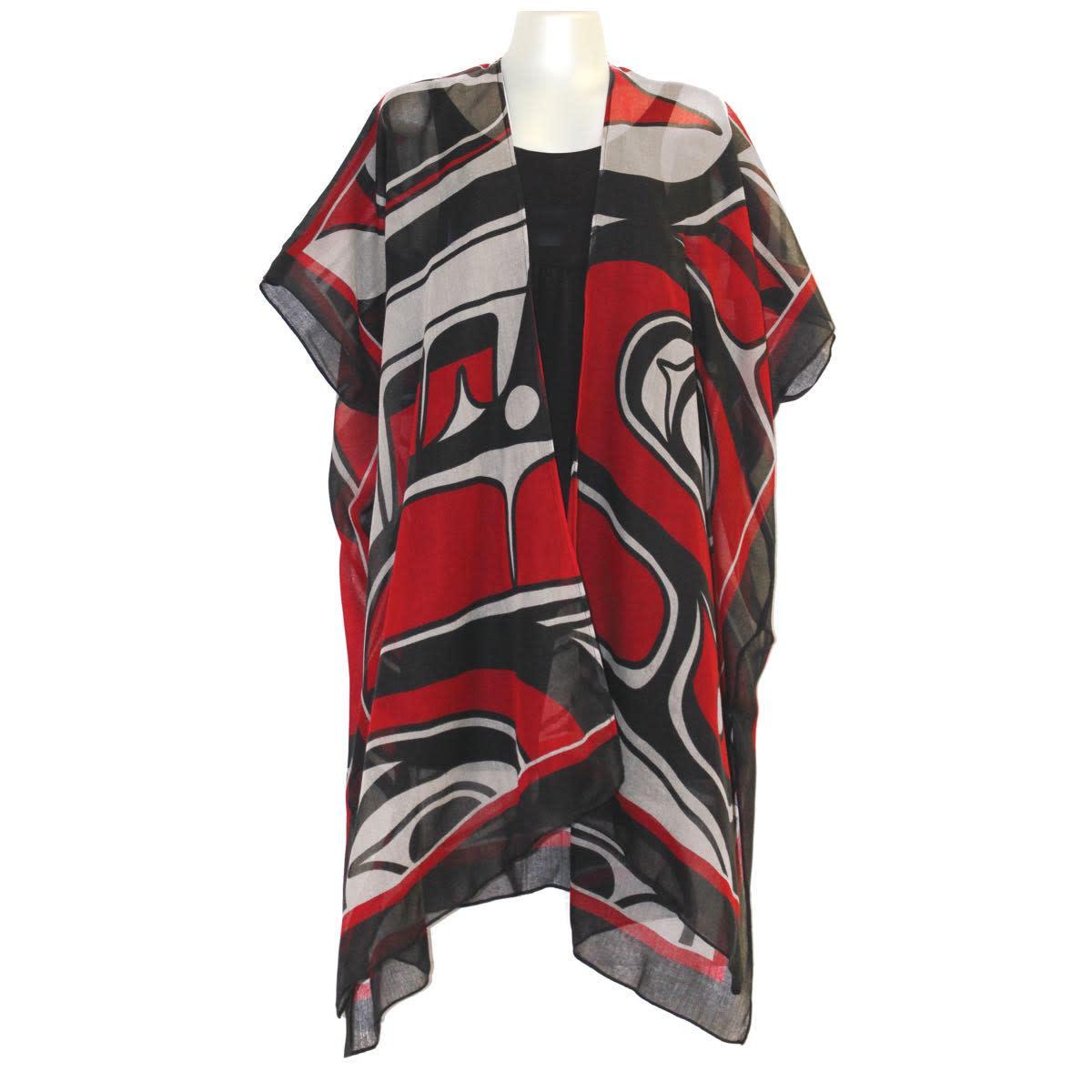 Sheer Fashion Wrap-4