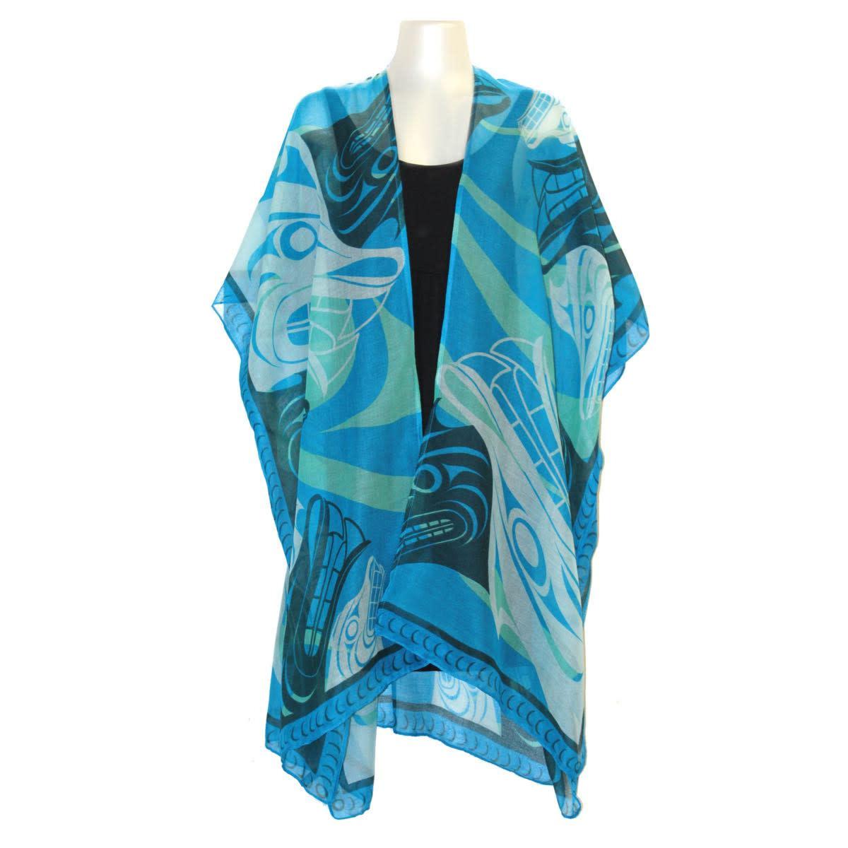 Sheer Fashion Wrap-5