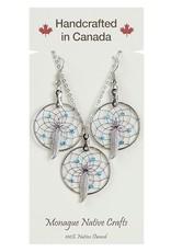 Dream Catcher Jewelry Set