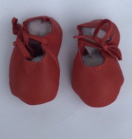 Baby's First Shoes Red