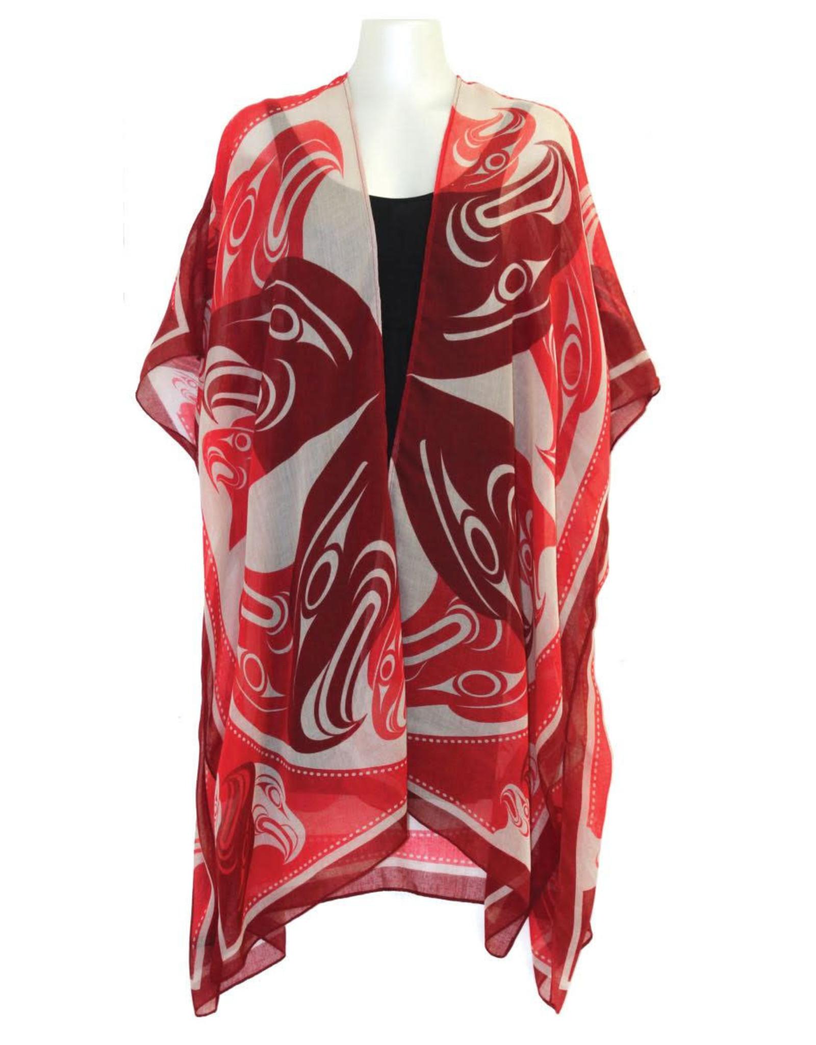 Sheer Fashion Wrap