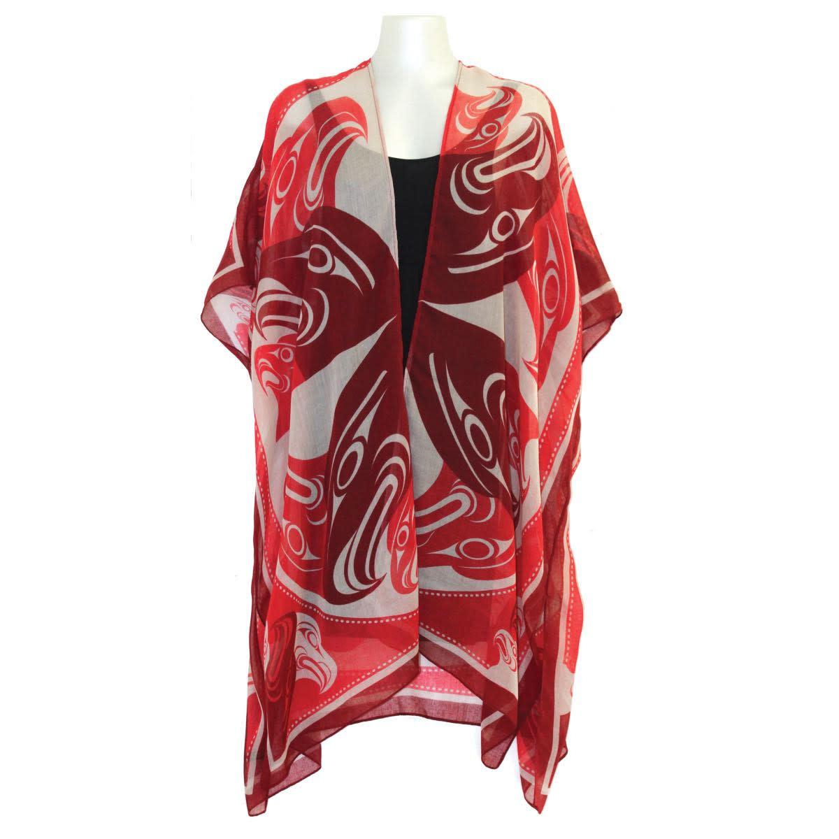 Sheer Fashion Wrap-7