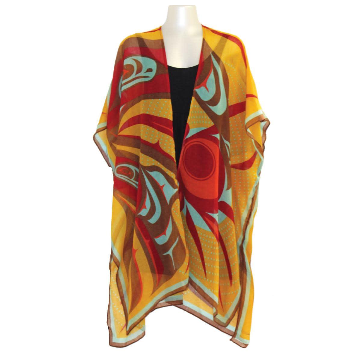 Sheer Fashion Wrap-8