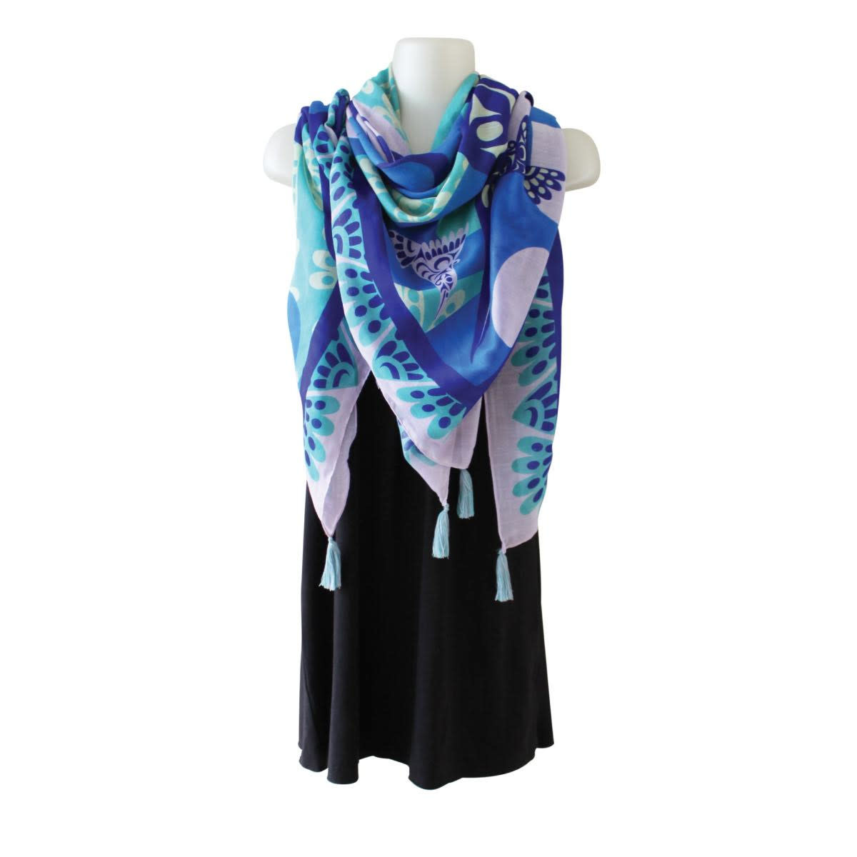 Tapestry Scarf-1