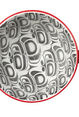 Porcelain Art Mug- Transforming Eagle- Ryan Cranmer