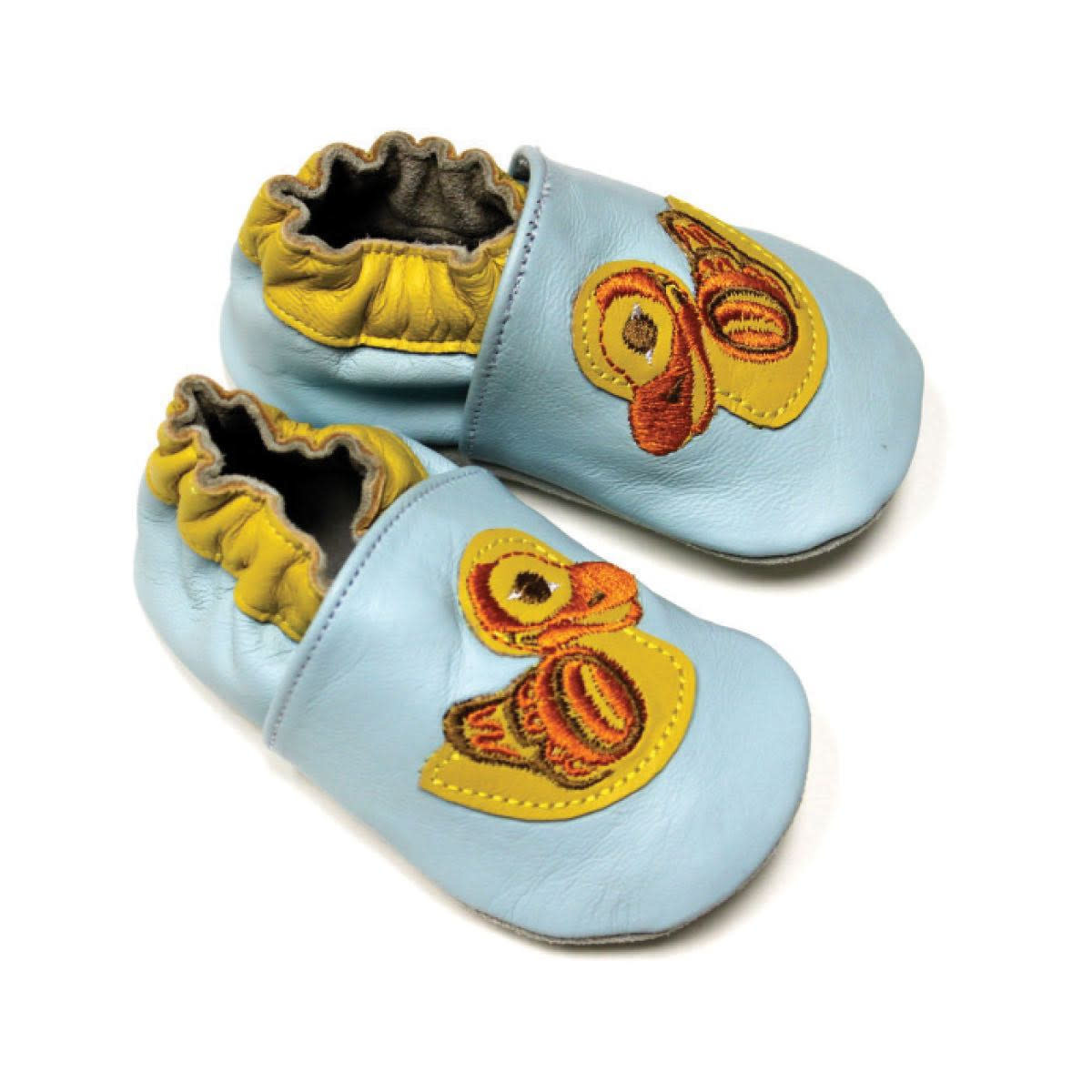 Baby Shoes- Duck-Chris Kewistep-1