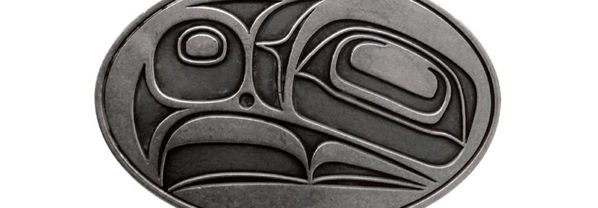 Belt Buckle - Eagle by Corey Bulpitt