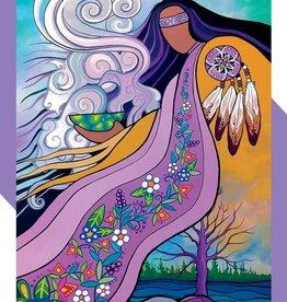 Puzzle- Spirit Guides- Pam Caioux -Metis