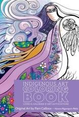 Colouring book-Pam Callioux-Huron-Algonquin Metis