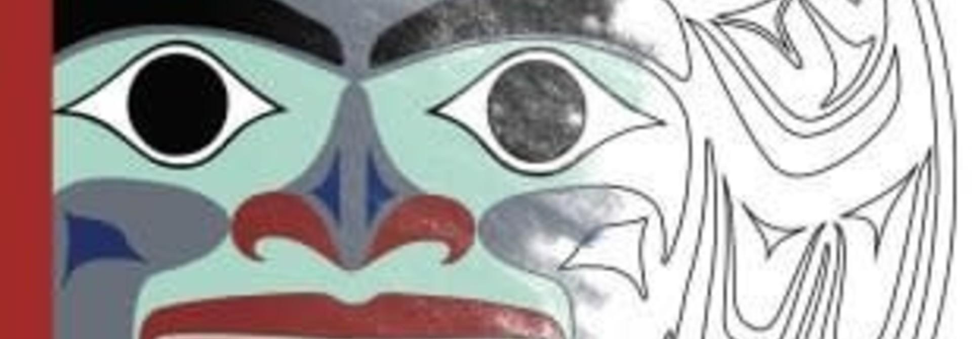 Colouring Book-Clarence Mills-Haida