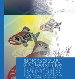 Colouring Book-Mark Preston-Tlingit