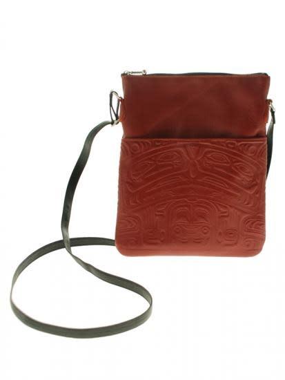 Solo Bag Deerskin - Bear Box Design-5