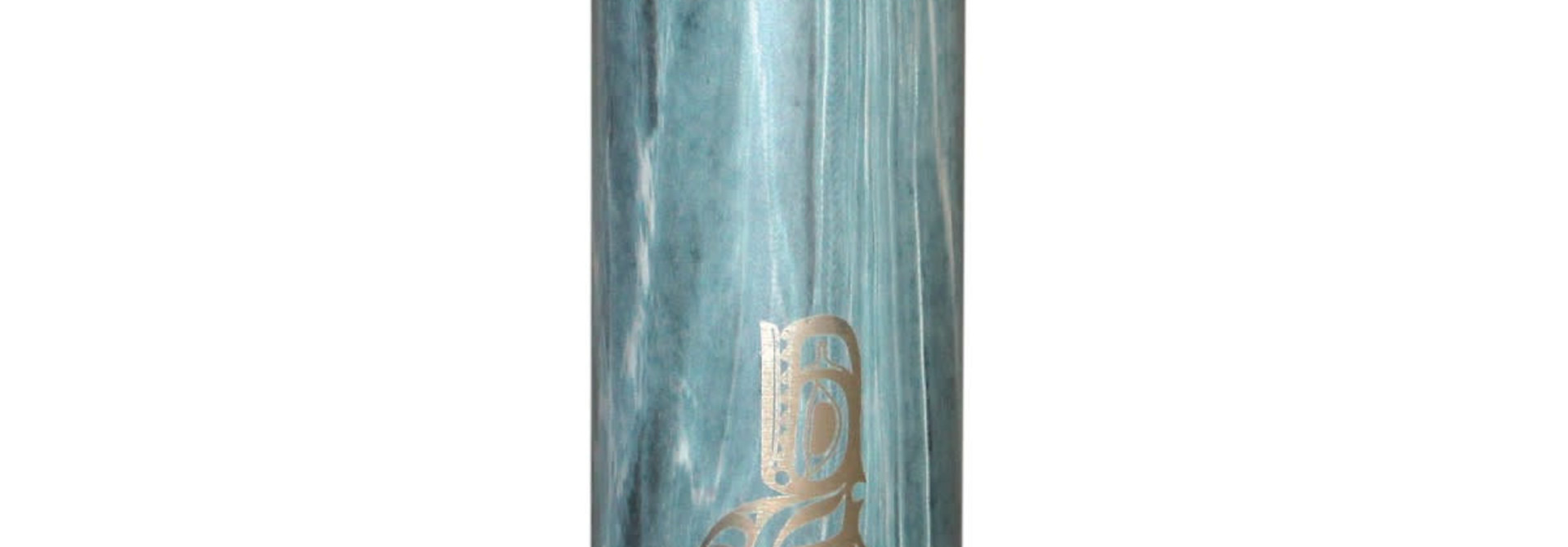 Insulated Totem Bottle-Orca by Corey Bulpitt